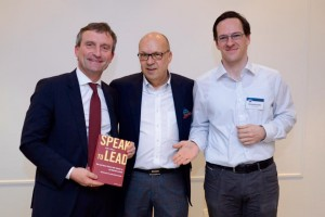 Düsseldorfer Toastmasters Speak to Lead Chief Burgomaster Geisel
